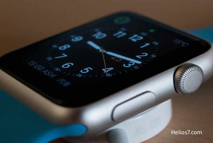 apple watch big