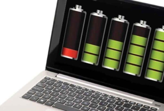 calibrating computer battery