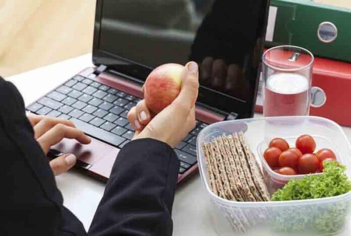 healthy food office