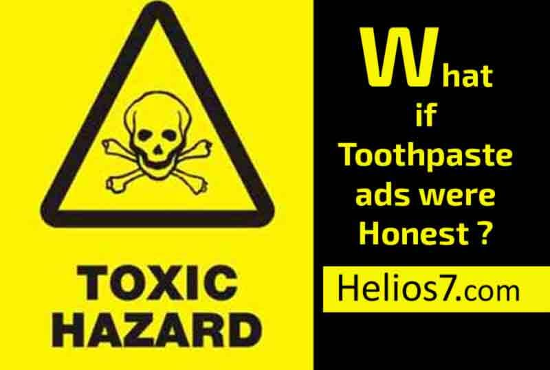 harmful chemicals toothpaste