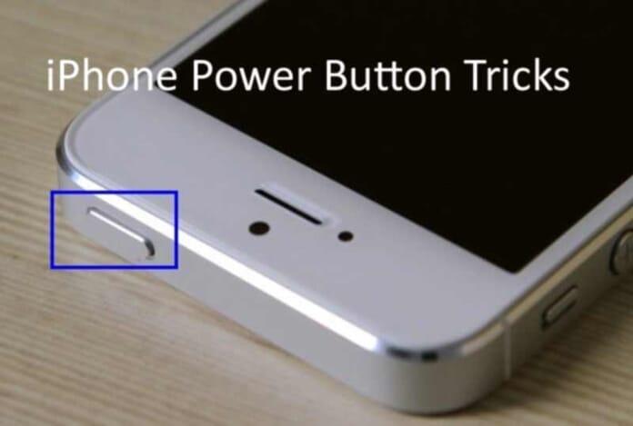 iphone power button tricks