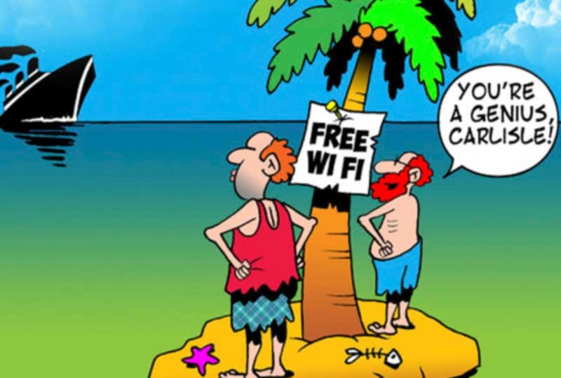 protect wifi from neighbour