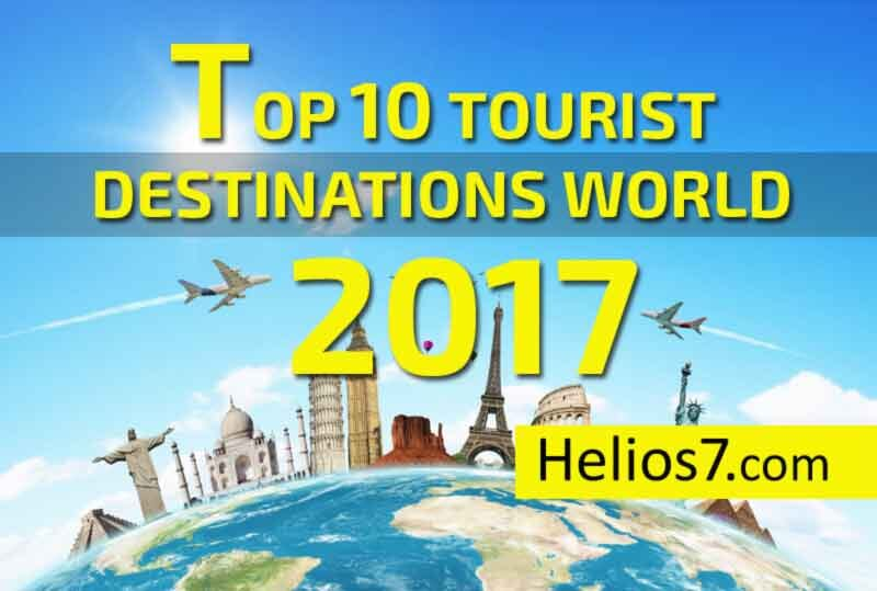 top 10 tourist destinations world