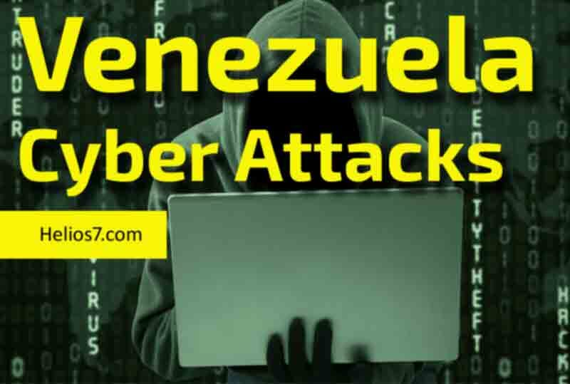 venezuala cyber attacks