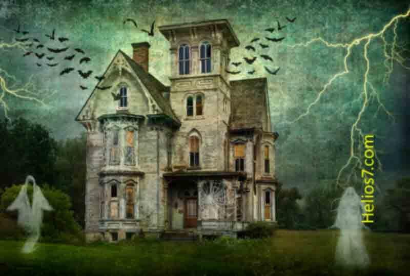 10 haunted places india
