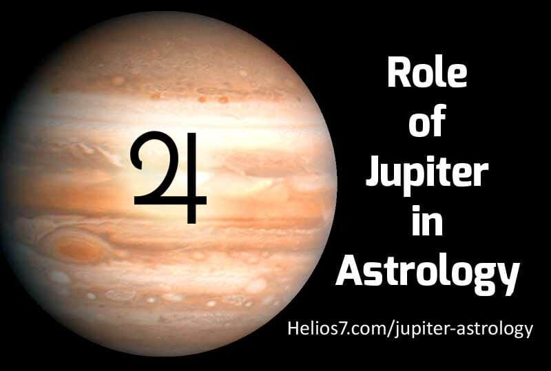 jupiters role in vedic astrology