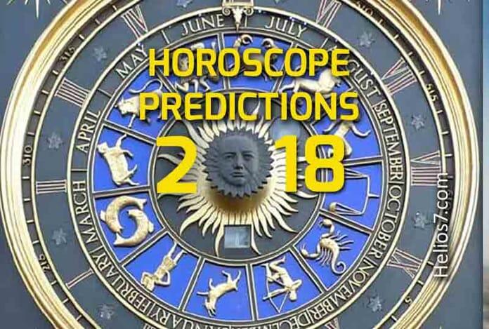 horoscope predictions 2018