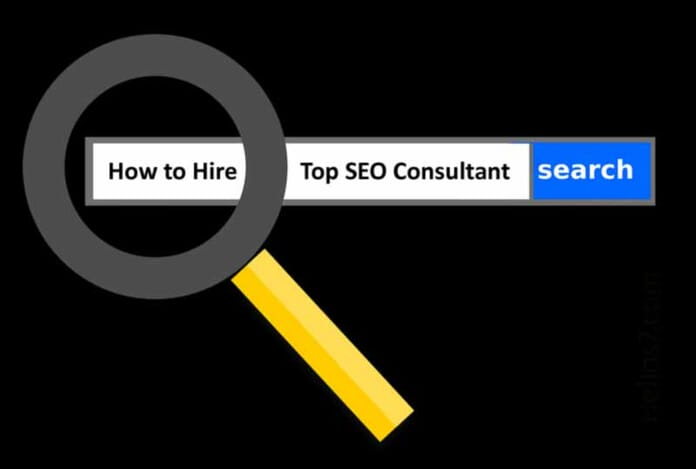 top seo consultants 2018