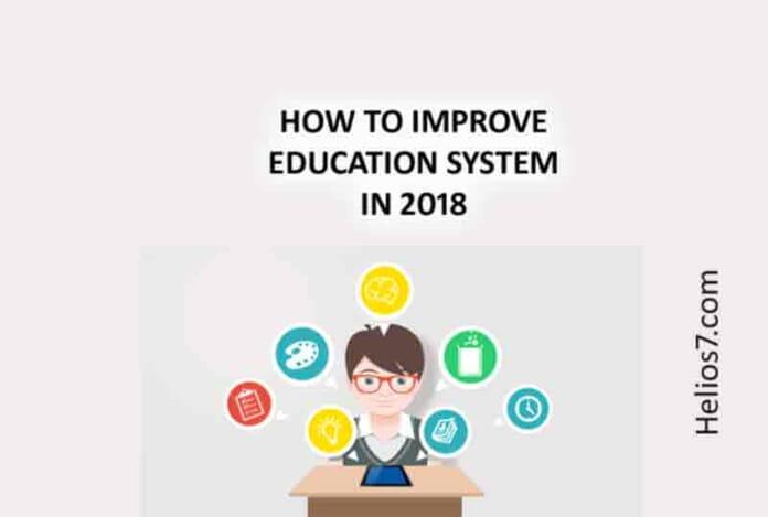 improve education