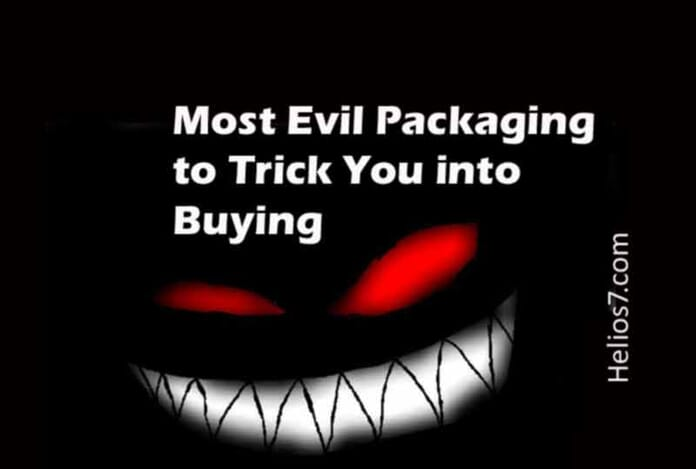 most evil packaging