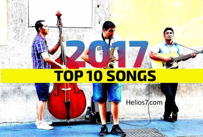 2017 top 10 songs